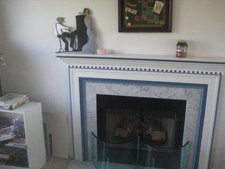 Middletown house photo - Fireplace