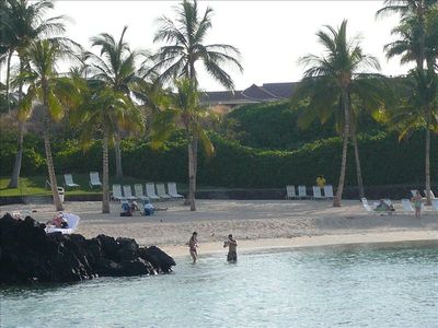 Enjoy Great Snorkeling at the Mauna Lani Beach Club