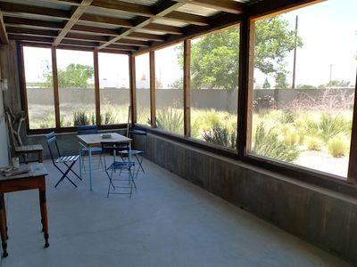Marfa house rental