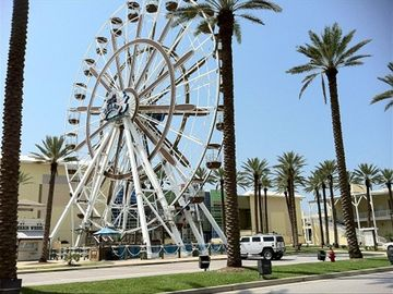 Ferris Wheel and Rave Motion Picture right on sight call Kelli 800-933-6068