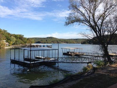Ozarks Retreat Sleeps 16 max in our 5 bedroom up to 33 with our adjoining