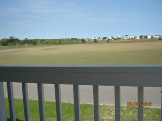 Holden Beach house photo - Front porch marsh view