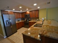 Totally Updated 3Br, 2Ba Gulf Front Condo Directly On The Beach