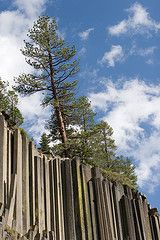 Plan an easy day trip - Devils Postpile, Reds Meadow and Rainbow Falls.