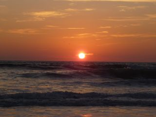 St. Augustine Beach condo photo - Spectacular sunrises and sandy beaches