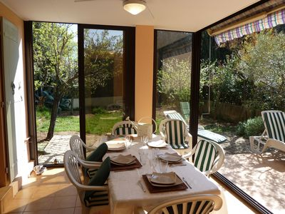 Accommodation near the beach, 43 square meters, max 5 persons