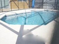 4 Bed Cozy Duplex w/Private pool Free Wifi -15 min from Disney -Gated Community