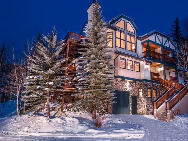 Best Ski In Ski Out On The Beaver Creek Ski Vrbo