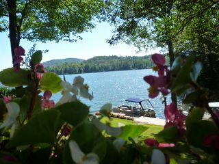 Lake Toxaway cottage photo - Beautiful Flowers
