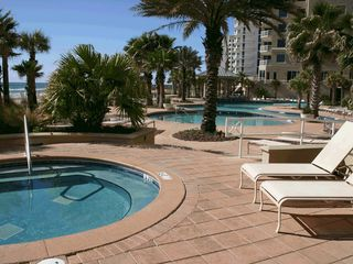 Perdido Key condo photo - Heated Spa