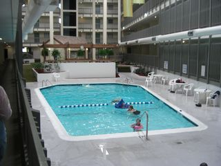 Surfside Beach condo photo - Indoor pool One of 8