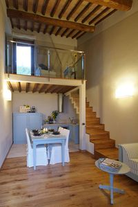 Montalcino apartment rental
