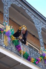 New Orleans condo photo - Mardi Gras Day - 2010