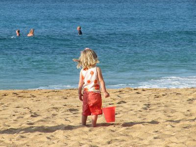 Anini Beach, North Shore Kauai - Bring the Kids & Play!