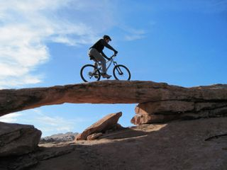 Bluff house photo - Mountain biking: Abundant mountain biking in and around Bluff.