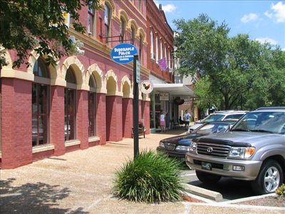 Centre Street - Historic Fernandina Beach