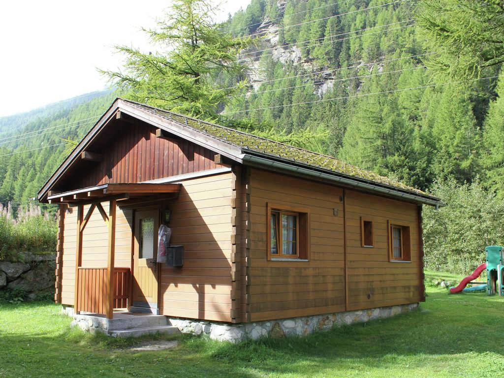 Holiday house, 44 square meters , Saas-grund, Switzerland