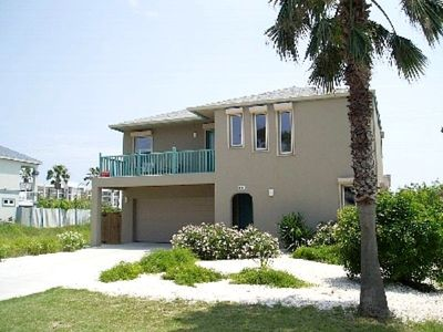 South padre island luxury private beach home 39 dew drop for Cabin rentals south padre island tx