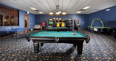 Resort Game Room