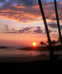 Ko Olina condo photo - Another gorgeous sunset at Ko Olina!