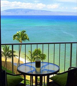 Enjoy this view while relaxing on your own Private Lanai!