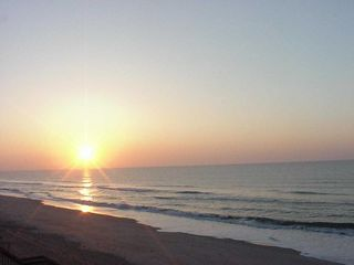 Carolina Beach condo photo - It's going to be a great day for the beach!