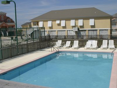 Fort Morgan house rental - Second Pool