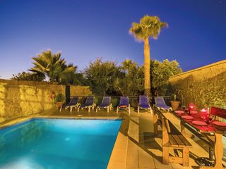 Zejtun villa photo - Pool Area