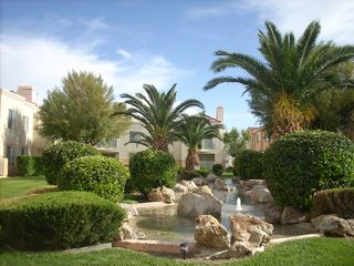 Las Vegas condo photo - Your Oasis Awaits. Beautiful, Quiet, Well Manicured & Maintained Gated Community