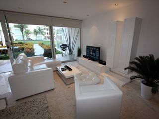 Playa del Carmen condo photo - Living Room