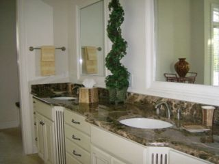 Kiawah Island house photo - Master bathroom