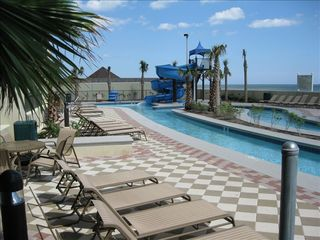 Orange Beach condo photo - Relax on the beachfront lazy river