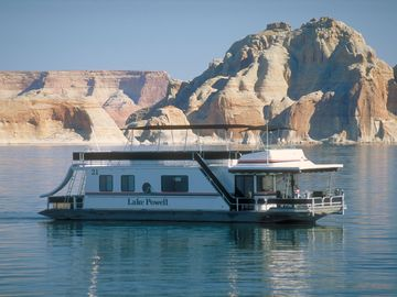 Page house boat rental