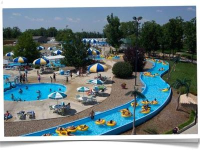 Big Surf Waterpark is 20 minutes