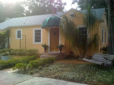 Winter Garden cottage rental