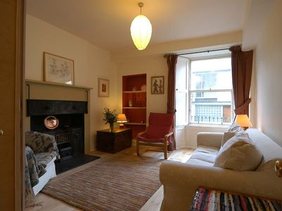 A Charming 1 Bedroom City Centre Flat on Cumberland Street