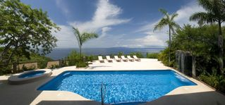 Playa Ocotal villa photo - View from Villa PDS overlooking the Pacific Ocean