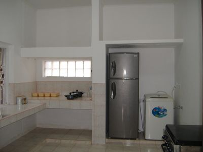South West Sri Lanka bungalow rental - Fully equipped kitchen
