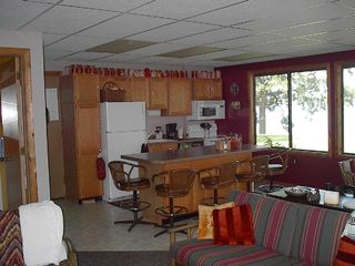 Glenwood cabin photo - Kitchen