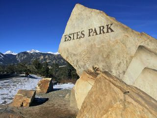 Estes Park condo photo - Welcome to Estes Park!
