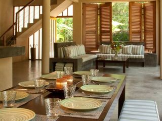 Mal Pais estate photo - Sandy Lane's open & light filled living areas