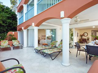 Holetown condo photo - Patio and Dining