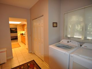 Palmetto Dunes house photo - Laundry room. You provide the dirty clothes and we provide the detergent!
