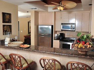 Providenciales - Provo condo photo - Penthouse kitchen