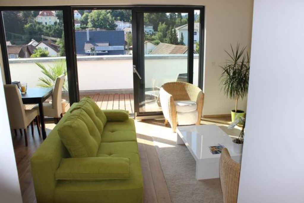 Apartment Gernsbach for 2 - 4 people with 1 bedroom - apartment in one or multi-family house