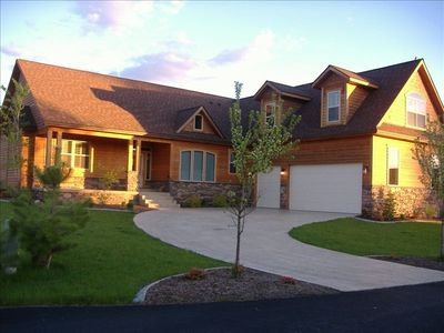 Executive Newer Home in the Hayden Lake Country Club Estates Gated Community