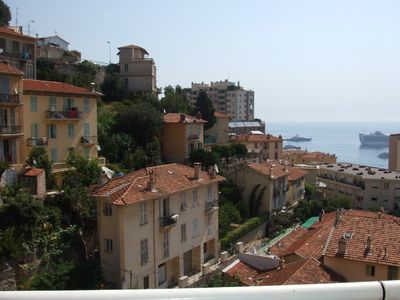Air-conditioned apartment, close to the beach , Beausoleil, Provence and Cote d