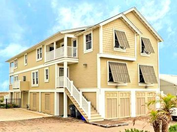 Amelia Island townhome rental - All New Oceanfront Beauty