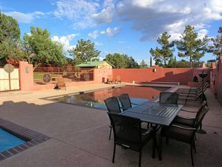 Sedona house photo - Pool Enclosures Offers a Variety of Seating