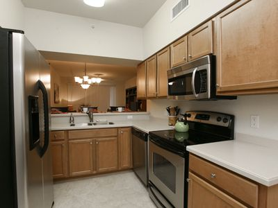 Bradenton condo rental - Kitchen